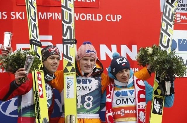 Skoki narciarskie w Oslo Holmenkollen