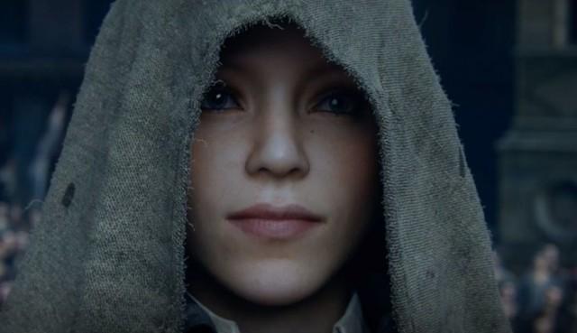 Assassin's Creed UnityElise, tajemni9cza bohaterka nowego trailera gry Assassin's Creed Unity