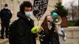 Wrocław. Uczniowie demonstrowali i żądali dymisji ministra edukacji