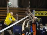 Derby Olimpia - Sobieski rozstrzygnęli blokiem (zdjęcia)