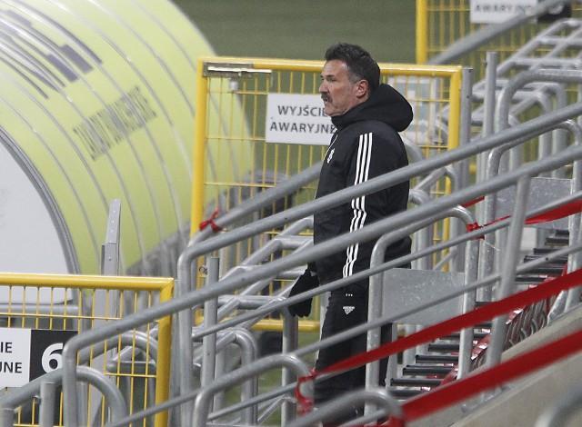 Wojciech Stawowy będzie w Niecieczy na trybunach
