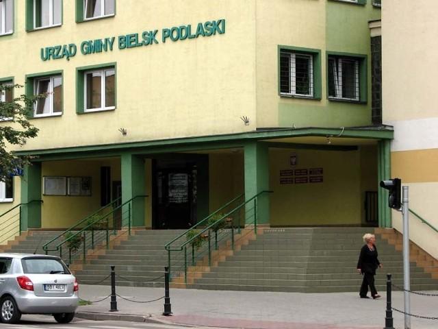 Urząd gminy w Bielsku Podlaskim