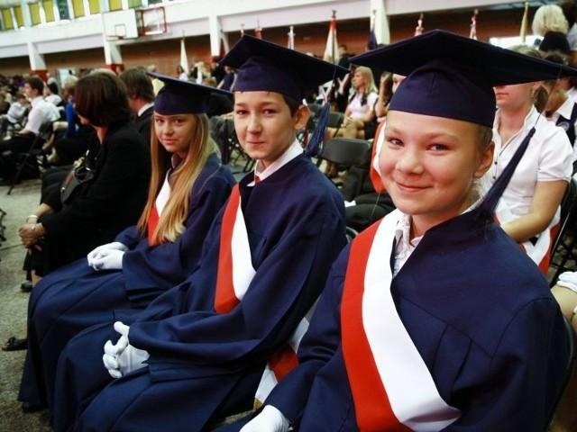 Rozpoczęcie roku szkolnego 2011/2012