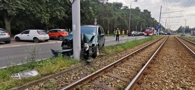 W sobotę, 24 lipca, około godz. 16 doszło do wypadku w udziałem dwóch samochodów osobowych. Przy ul. Szpitalnej w Bydgoszczy zderzyły się audi i seat.