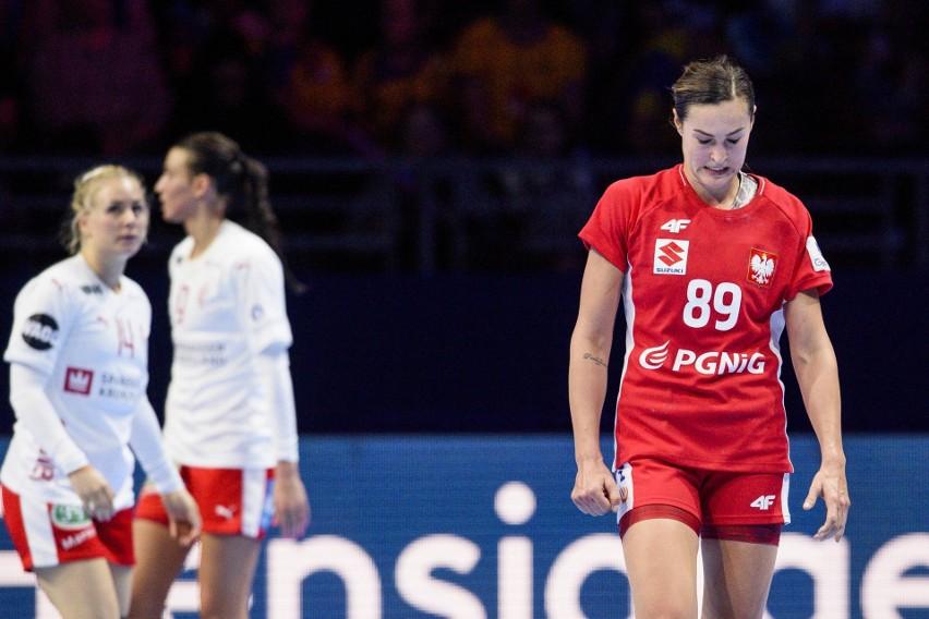 Kinga Achruk (MKS) w meczu z Danią nie zdobyła żadnej bramki
