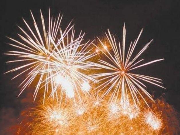 O godz. 20 w Parku Miejskim w Suchowoli będzie można podziwiać pokaz fajerwerków