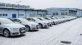 """52 nowe Audi – noworoczny """"prezent"""" motywacyjny dla pracowników kieleckiej firmy"""