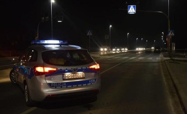 Śmiertelne potrącenie na ul. Szarych Szeregów w Radomiu.