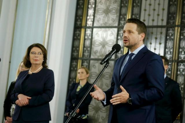 Rafał Trzaskowski daje PO większe szanse niż Radosław Sikorski, by poszerzać elektorat - mówi prof. Mikołaj Cześnik, politolog [ROZMOWA]