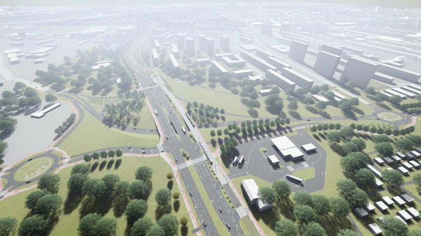 Już wiadomo, kiedy ruszy budowa trasy tramwajowej na Naramowice [WIDEO]