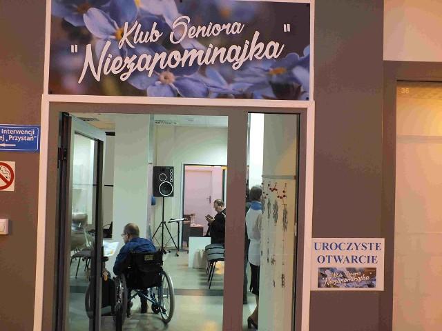 """Klub Integracji Społecznej w Starachowicach przeniesie się do Galerii Skałka, obok """"Niezapominajki """""""