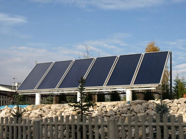 Kolektory słoneczneZmiany w dotacjach na kolektory słoneczne