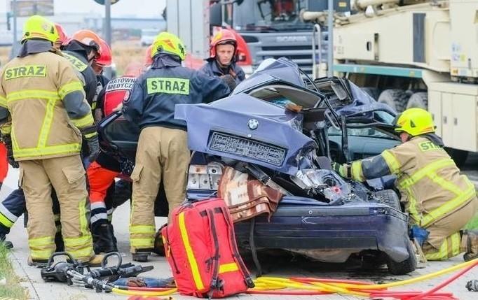 W 2018 roku w Polsce doszło do ponad 31 tys. wypadków, w...