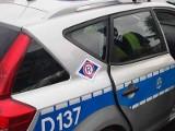 Pijany policjant wjechał do rowu, miał 2 promile