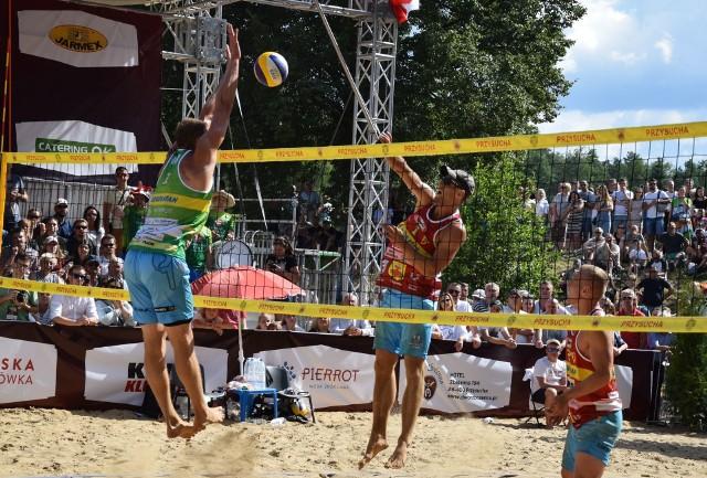 W ubiegłym roku zawody Beach Ball w Przysusze cieszyły się dużym zainteresowaniem i wysokim poziomem sportowym.