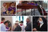 Ks. kanonik Stanisław Szczepura miał 83 lata. Uroczystościom pogrzebowym przewodził abp Tadeusz Wojda, Metropolita Białostocki (zdjęcia)