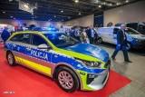 Targi Europoltech 2019. Tak mogą wyglądać nowe policyjne radiowozy (zdjęcia)