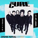 Open'er 2020. The Cure główną gwiazdą festiwalu w Gdyni. Wystąpią w sobotę 4.07.2020 r. To ich jedyny tegoroczny koncert w Europie