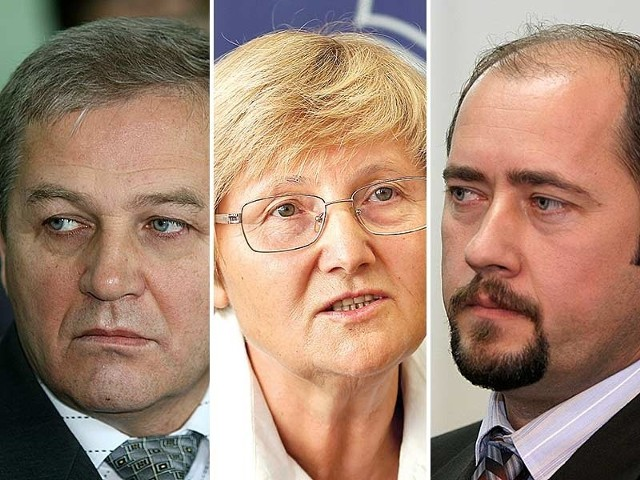 Najwięcej opuszczonych głosowań ma Mieczysław Golba, tuż za nim jest Józefa Hrynkiewicz i Kazimierz Ziobro.