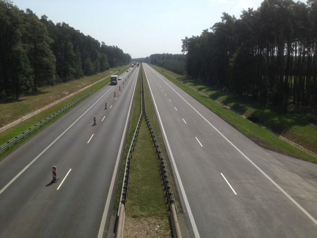 Firma Mota Engil z Krakowa zakończyła dziś remont  33 kilometrów autostrady A4 pomiędzy węzłami Prądy i Dąbrówka.