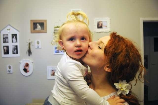 Szczęśliwy koniec sprawy Dominiki Słowikowskiej i córki Liliany.Szczęśliwy koniec sprawy Dominiki Słowikowskiej i córki Liliany.