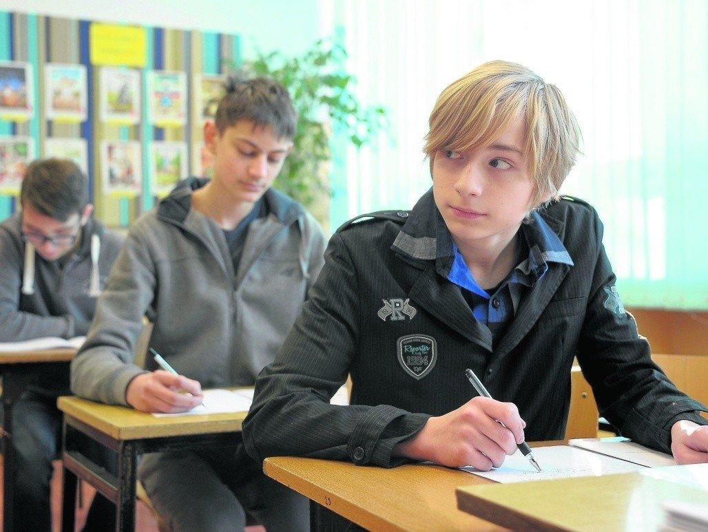 student randki nauczyciel liceum