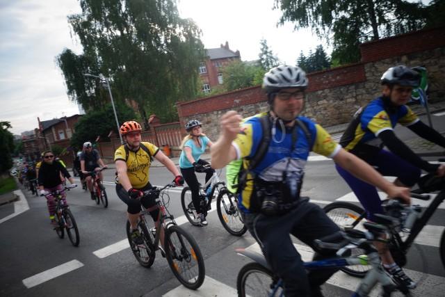 Katowicka Masa Krytyczna: pierwszy przejazd w czerwcu