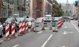 Zmiany na Placu Żołnierza w Szczecinie. Od środy wszystkie kierunki na skrzyżowaniu będą przejezdne