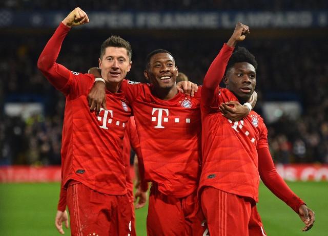 Lewandowski i jego koledzy z Bayernu już wznowili treningi