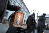 Kraków. Światełko symbolizujące miłość, braterstwo i pokój - znów w Krakowie