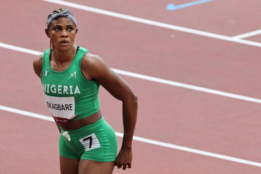 Tokio 2020. Pierwszy przypadek dopingu na IO w Tokio. Nigeryjka Blessing Okagbare przyjmowała hormon wzrostu