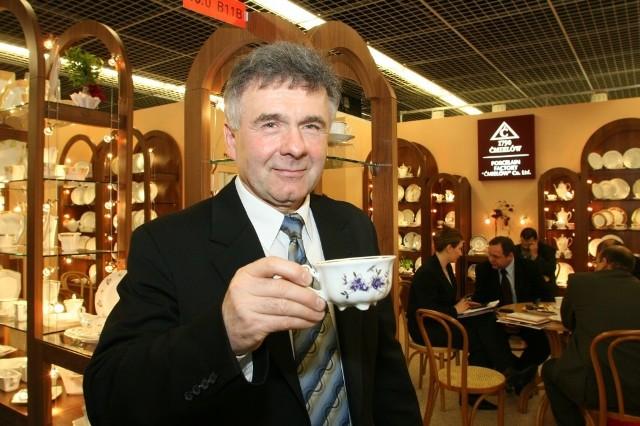 Marian Kwiecień zajął w tym roku na liście Forbesa 85 miejsce. fot. Dawid Łukasik