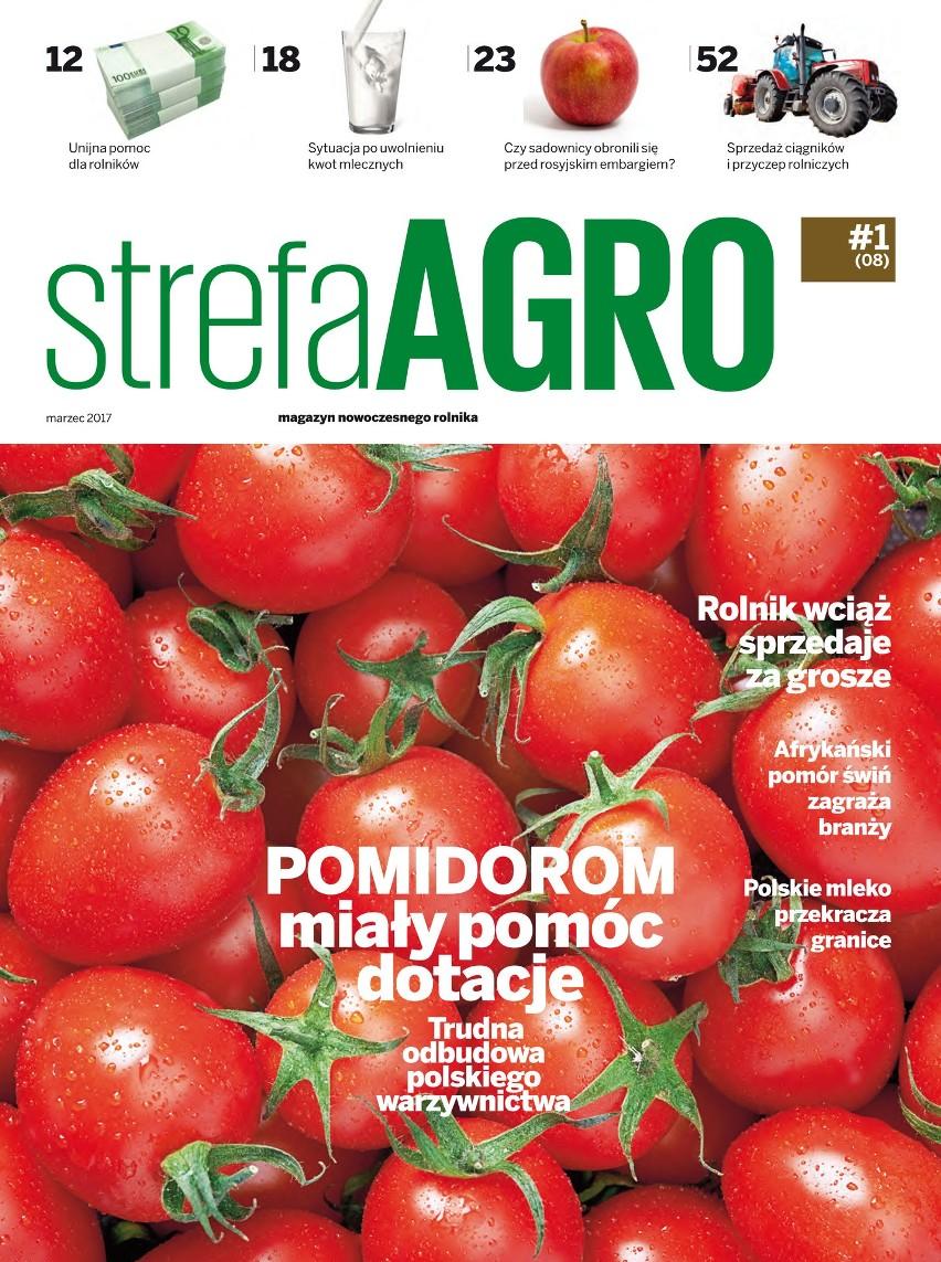 """Nowy numer """"Strefy AGRO"""" od czwartku, 9 marca"""