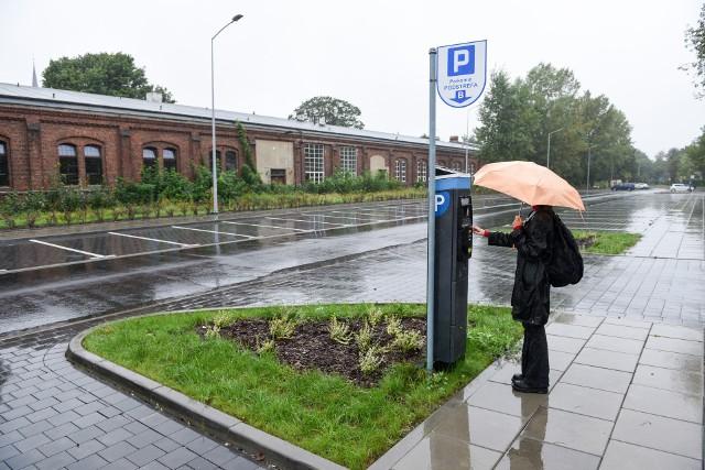 System pokaże, czy wolne miejsca parkingowe są na przykład na ulicy Gregorkiewicz