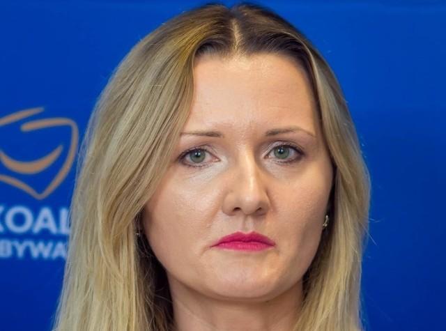 Radna Joanna Misiuk uważa, że trzeba zmienić system rekrutacji do placówek z dodatkową nauką języka białoruskiego