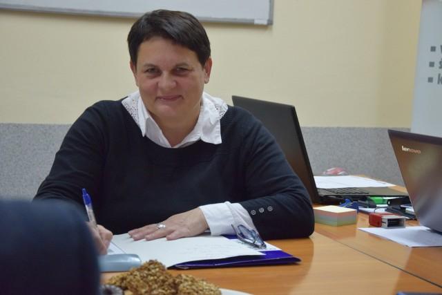 Elżbieta Rakotoarison wzięła dotację i  będzie prowadzić firmę, dzięki której dzieciaki nie będą spędzać czasu przed komputerem