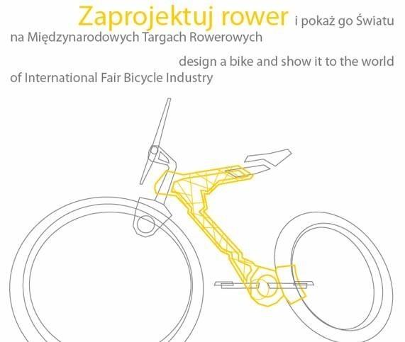 Zaprojektuj rower! Ruszył konkurs Targów Kielce Konkurs jest formą promująca wartość designu w produkcji i marketingu, a także okazja do spotkania zaproszonych producentów i projektantów.