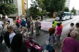Spokojna noc w regionie. Po południu mieszkańcy zablokują ulicę na prawobrzeżu