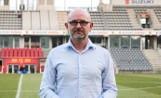 Trener Korony Kielce Dominik Nowak dziękował kibicom za stworzenie niepowtarzalnej atmosfery na Suzuki Arenie