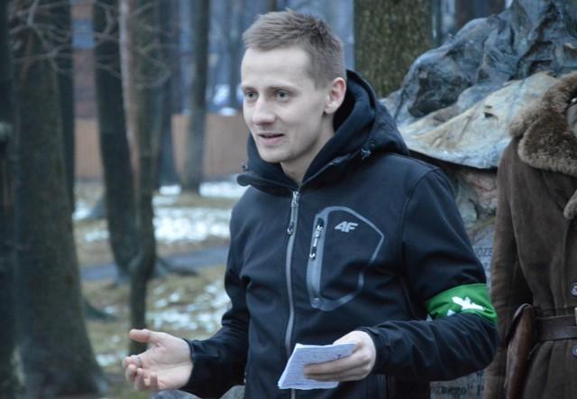 Ks. Jacek Międlar publicznie wygłosił swoje narodowe poglądy