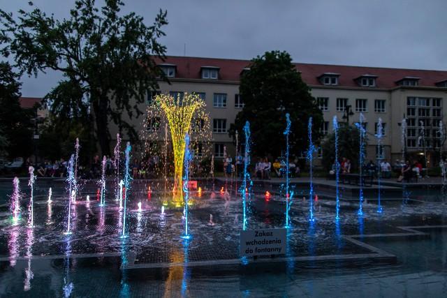 Propozycje imienia dla fontanny multimedialnej można nadsyłać do 25 lipca br. - informują Miejskie Wodociągi i Kanalizacja w Bydgoszczy.