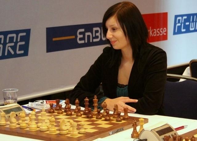 Joanna Majdan.
