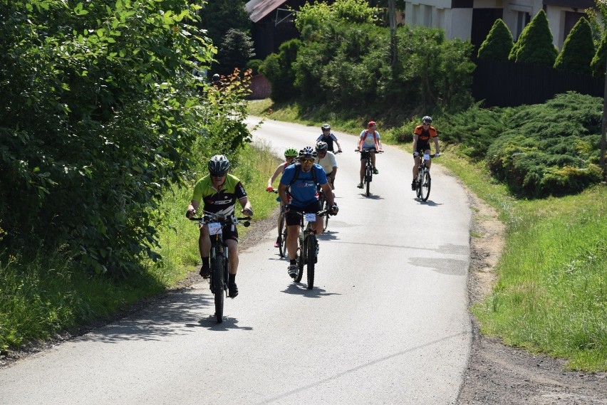Zieloneckie rajdy prowadzące po urokliwych trasach gminy cieszą się zwykle wielkim zainteresowaniem, co roku uczestniczyło w nich po tysiąc osób