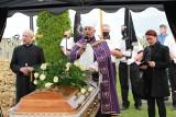 Ks. Adam Dzióba, proboszcz parafii w Krasnem spoczął w Lipnicy [ZDJĘCIA]