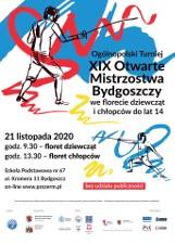Mistrzostwa Bydgoszczy we florecie dziewcząt i chłopców już w sobotę