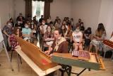 W Państwowej Szkole Muzycznej I stopnia w Brzezinach odbyło się spotkanie z niecodziennymi instrumentami