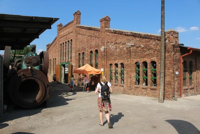 Walcownia - Muzeum Hutnictwa Cynku w Katowicach Szopienicach