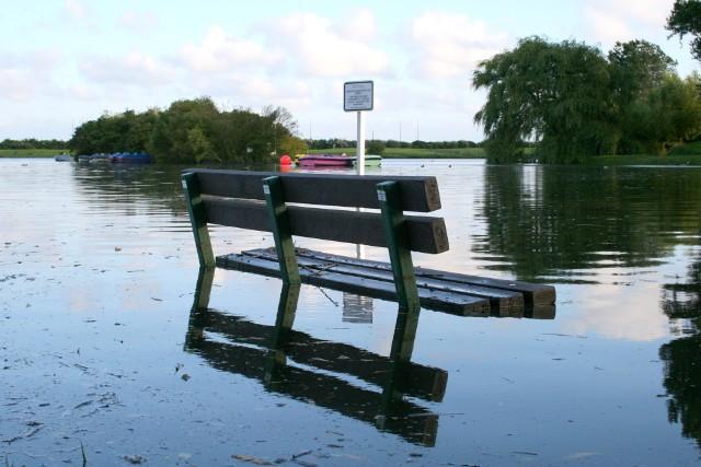 Pod Toruniem i w okolicach Świecia zakończyły się dwie inwestycje związane z ochroną przeciwpowodziową