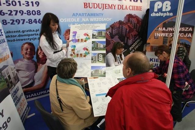 Wiosenna edycja targów dla domu przyciagnęła do Targów Kielce ponad 5 tysięcy zwiedzających