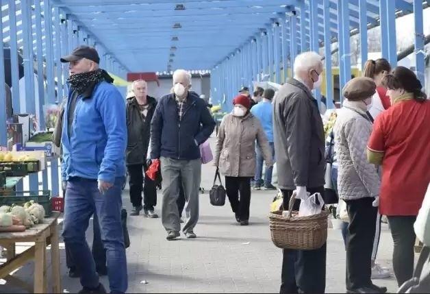 Od środy, 22 kwietnia, targowisko w Białobrzegach jest otwarte.